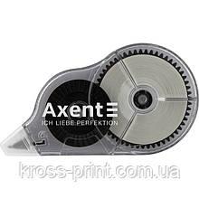 Корректор ленточный Axent XL 7011-A, 5мм х 30м, черный