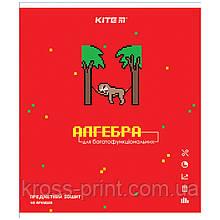 Предметная тетрадь Kite Pixel K21-240-16, 48 листов, клетка, алгебра
