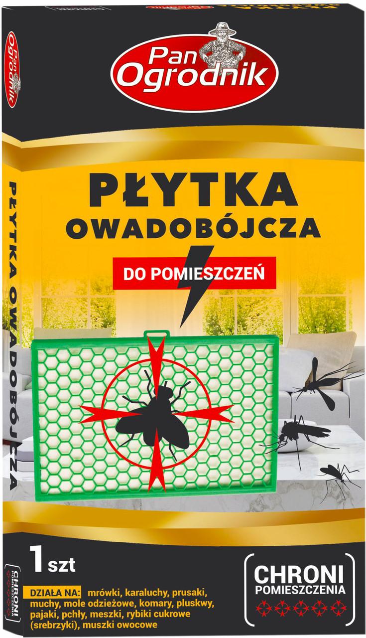 Пластинка від комах, мух і комарів 1 шт., Pan Ogrodnik