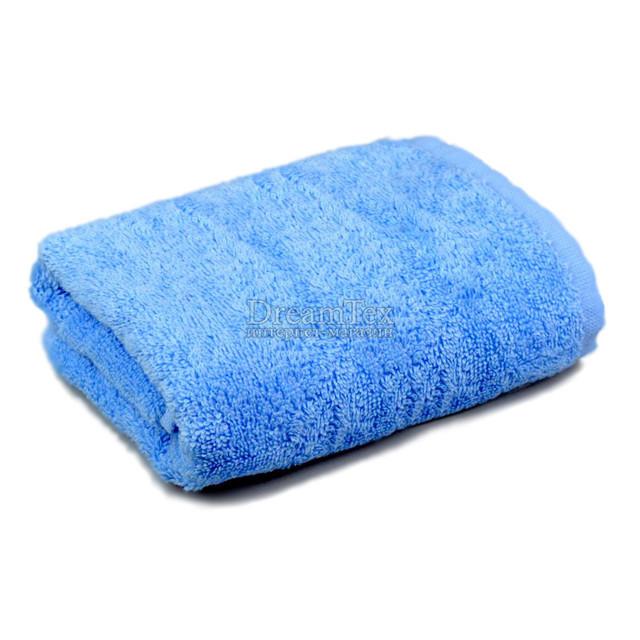 Полотенце для рук и лица махровое Home Line 40х70 см (135780) Синие