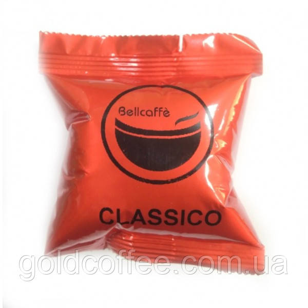 Капсула BellCaffe Classico Nespresso, 1 капсула