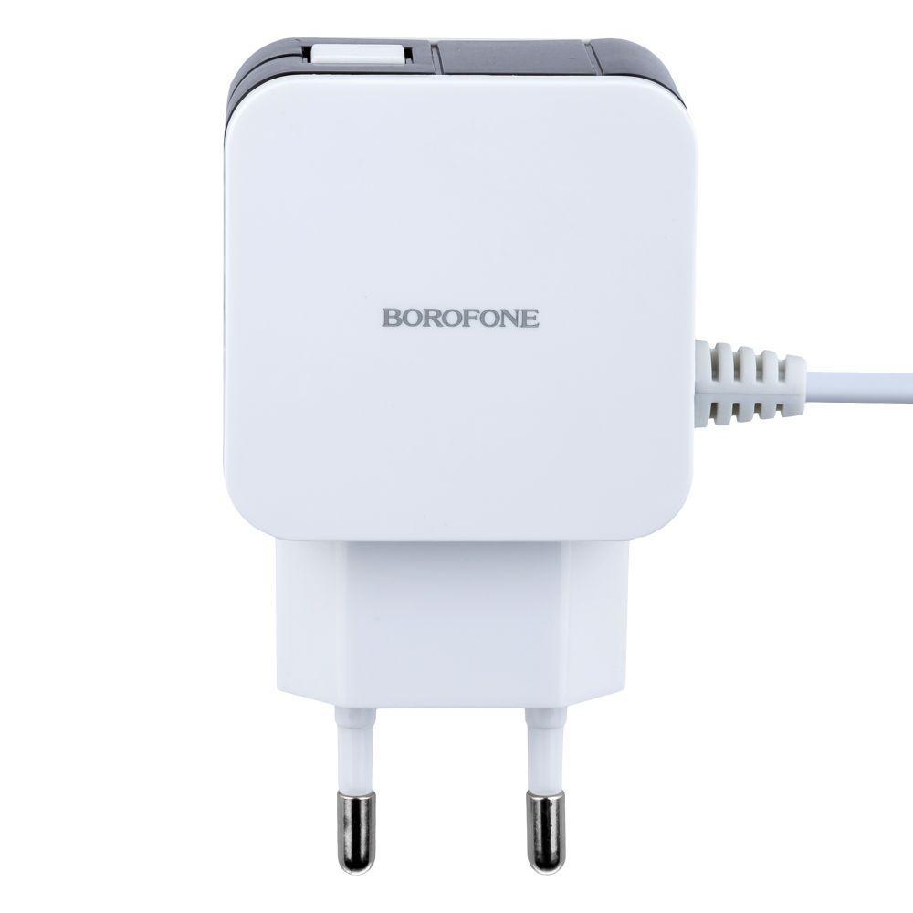 Сетевое Зарядное Устройство Borofone BA41A Type-C