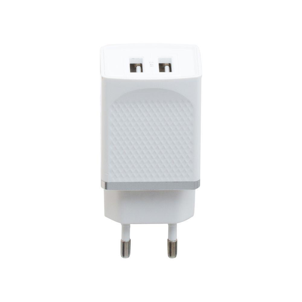 Мережевий Зарядний Пристрій Hoco C43A Vast Power 2 USB