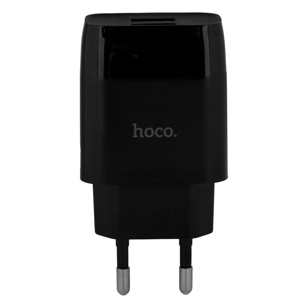 Сетевое Зарядное Устройство Hoco C73A 2USB Type-C