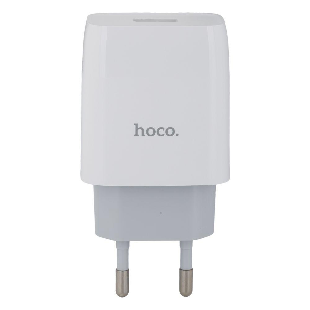 Сетевое Зарядное Устройство Hoco C72A Type-C