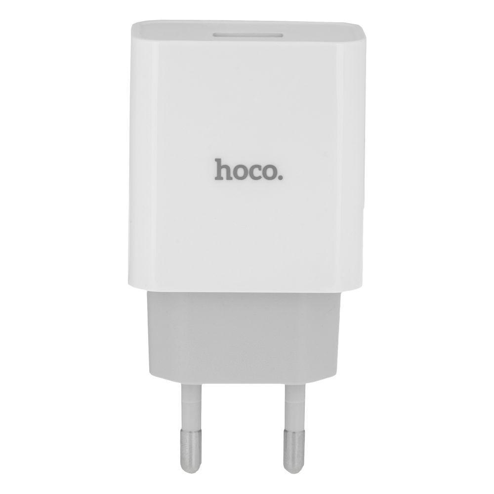 Сетевое Зарядное Устройство Hoco C81A Lightning