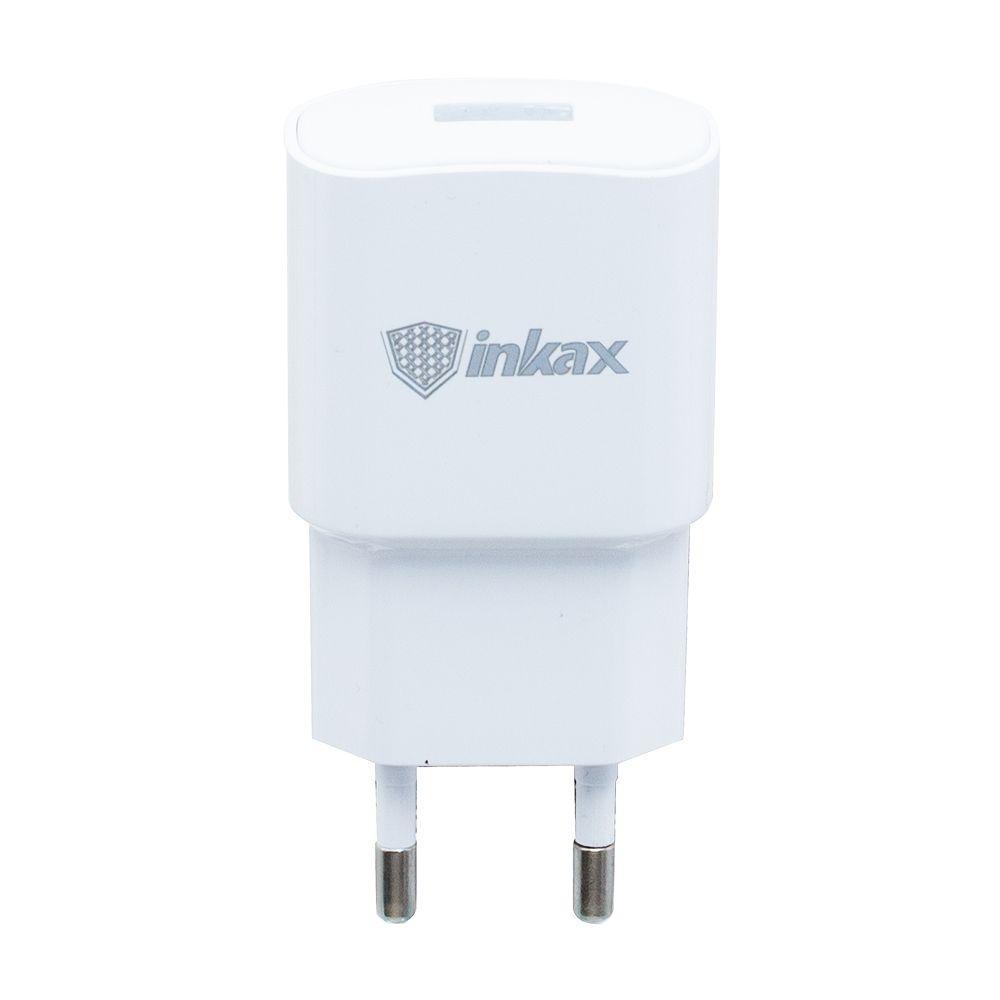 Мережевий Зарядний Пристрій Inkax CD-27 Lightning
