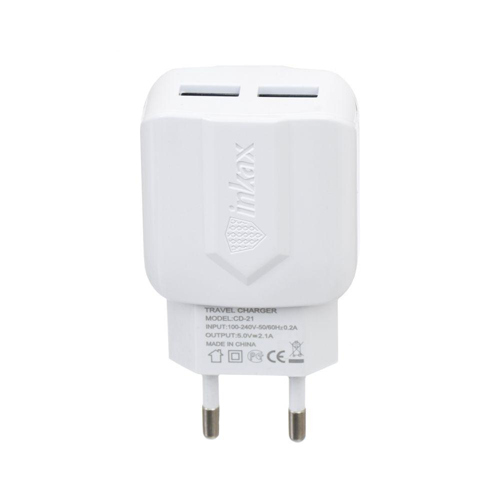 Сетевое Зарядное Устройство Inkax CD-21 Micro