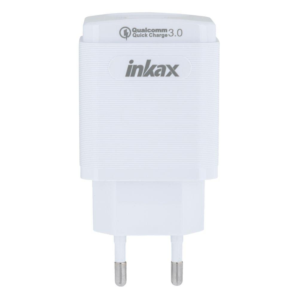 Мережевий Зарядний Пристрій Inkax CD-53 Type-C QC 3.0
