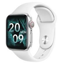 Смарт часы Watch Series 6 HW22 Pro 44mm Aluminium White