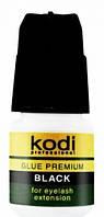Клей Kodi для вій Premium Black 3 гр Kodi