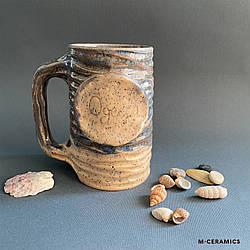 Керамическая чашка «Одесса» ручная работа
