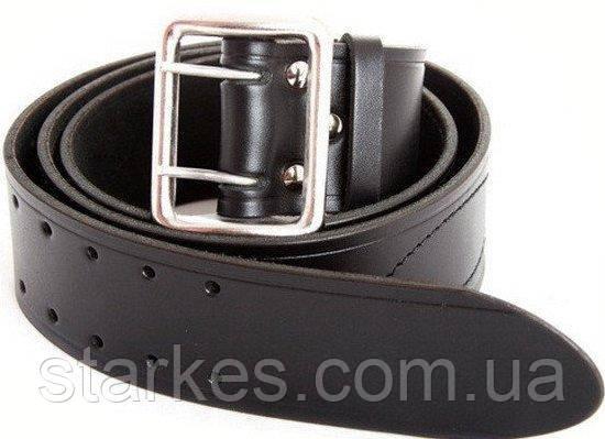 Ремень офицерский черный, 94 - 100 см и другие размеры.