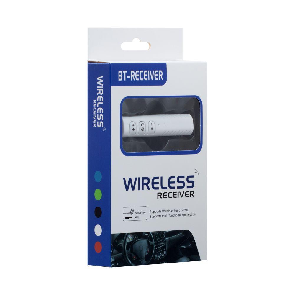 Автомобільний Bluetooth Адаптер Aux X100