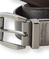 Ремень Levi's Men's Laminate Reversible Leather Belt
