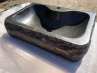 Кам'яна раковина з натурального граніту Nostalgia, фото 1