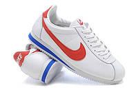 Женские кроссовки Nike Cortez white, фото 1