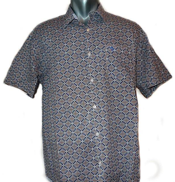 Стильная молодежная рубашка Eskola