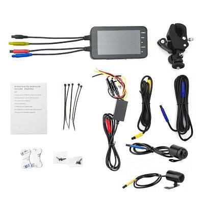 Wifi відеореєстратор для мотоцикла на 2 камери Digital Lion SE500