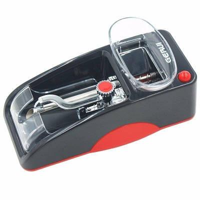 Електрична машинка для набивання сигарет Gerui GR-12 Червона