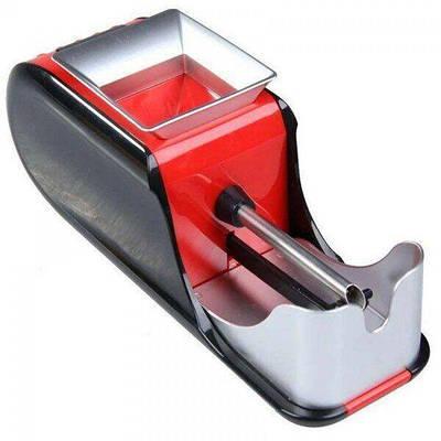 Электрическая машинка для набивки сигарет Gerui GR-12-002 Красная