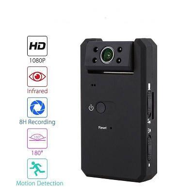 Компактний відеореєстратор FullHD Mini DV Boblov MD90, до 8 годин запису, детектор руху