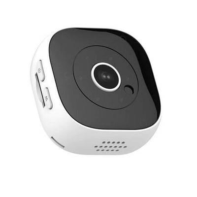 Міні камера - портативний відеореєстратор Kinco H9 , біла