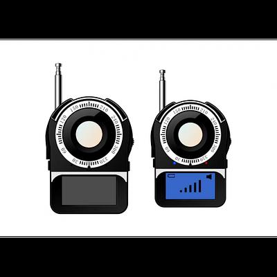 Детектор дротяних і бездротових камер і виявителі жучків CC-309 з діапазоном частот 1MHz-6500MHz
