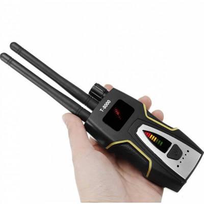 Детектор прослушки, бездротових камер, постійних магнітів, жучків Protect 1 MHz - 8 GHz Scanner T-8000