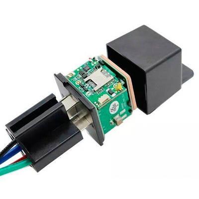 GPS трекер автомобильный в виде реле VJOYCAR LK720 для отслеживания авто при угоне (02388)