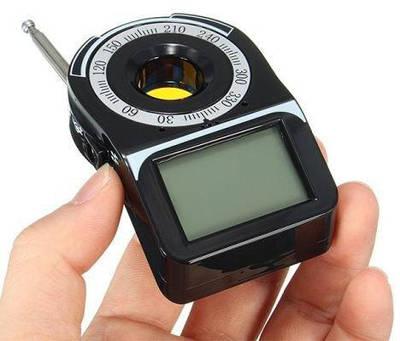 Детектор жучков и прослушки, обнаружитель скрытых камер Protect CC-309