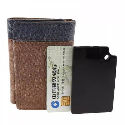 Трекер GPS карточка SOS кнопка XEXUN GT012 для детей и пожилых людей, Android и IOs (03470)