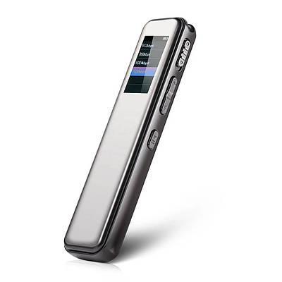 Цифровой диктофон с активацией голосом Savetek GS-R60, 8 Гб, до 25 часов записи