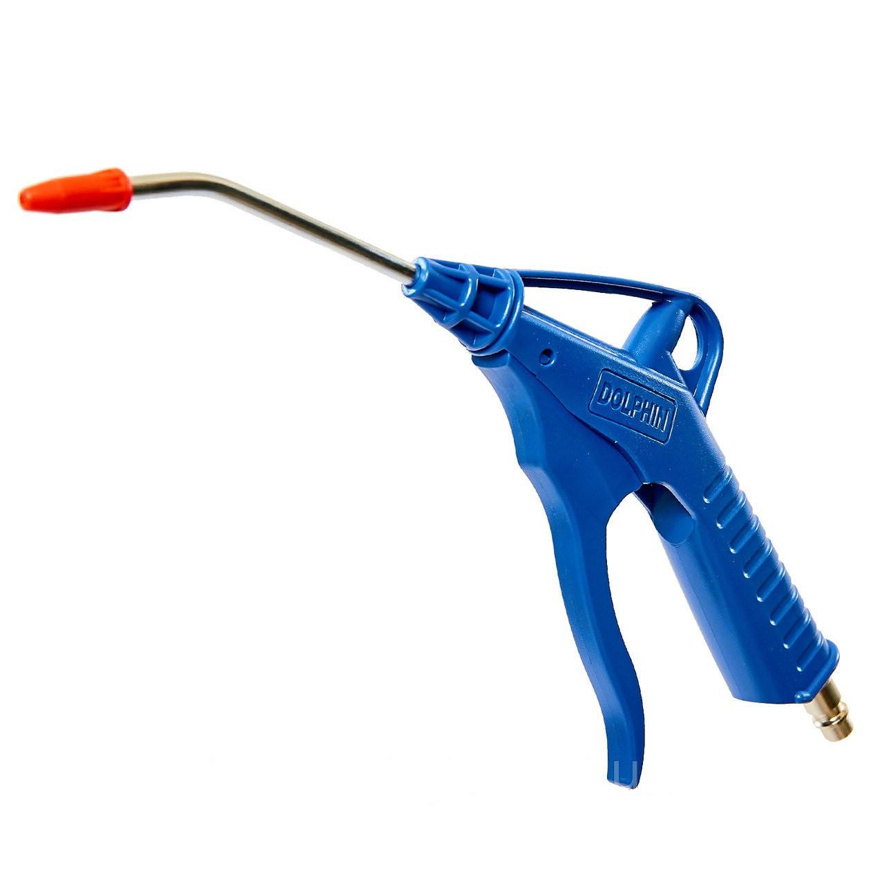 Продувочный пистолет с быстросъемной муфтой для компрессора Dolphin