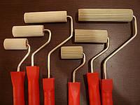 Валики прикаточные гоизонтальные силиконовые и полипропиленовые