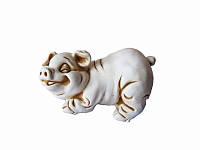 Свинья (Статуэтки Мраморная крошка)