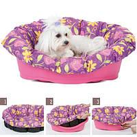 Подушка спальное место для собак Imac Morfeo 50, текстиль, 80х57 см