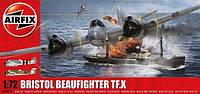 1:72 Сборная модель самолета Bristol Beaufighter Tf.X, Airfix A04019