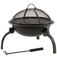Гриль-барбекю Outwell Cazal Fire Pit Black (928882)