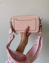 """Сумка Marc Jacobs Snapshot Pink ll """"Рожева"""", фото 2"""