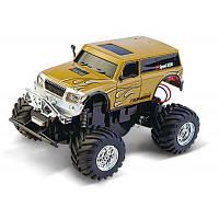 Радиоуправляемая игрушка Great Wall Toys Джип 2207 158, коричневый (GWT2207-2)