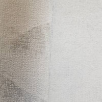 Шпалери вінілові на флізелін Rasch Victoria метрові під штукатурку ефект потертості білі з сірим, фото 1