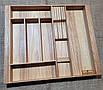 Лоток для столових приладів P480-570.450 ясен, фото 3