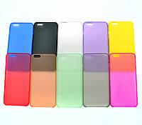 Ультратонкий чехол 0.3мм для iPhone 6 plus+ пленка!