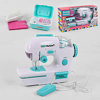 Детская игрушечная швейная машинка М7926