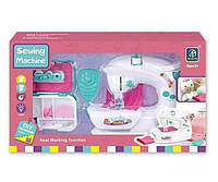 Детская игрушечная швейная машинка М7925