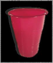 Одноразовий Стакан 180Кгр Атем червоний (100 шт)