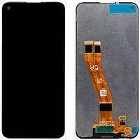 Дисплей Nokia 5.4 complete Black