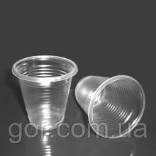 Стопка пластикова 80гр Діфлон ПП (100 шт)