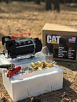 Насос Кетерпиллер 12v/24v помпа для перекачки БЕНЗИНА, ДИЗЕЛЯ, ВОДЫ, Caterpillar CAT